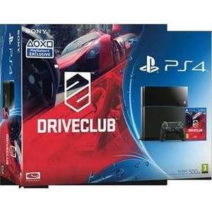 PS4 Drive Club Bundle at Asda £299.00