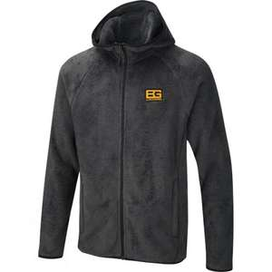 Bear Grylls Men's Core Fluffy Fleece Jacket was £40 now £23.95 inc P&P S/M/L/XL/XXL @ Craghoppers