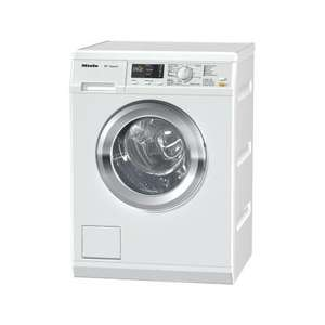 "Miele WDA110 1400rpm A++ Energy Rated 7kg Load Capacity Washing Machine in White, £649 + 10% off till midnight with ""miele10"" code, additional £75 cashback offer (see below), £509.10 @ Hughes"