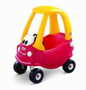 little tikes cozy coupe red/yellow... £20.00 asda instore