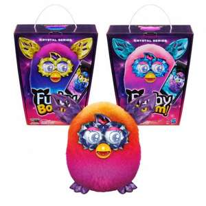 Furby Boom( Crystal Seies)  £37.99 Home Bargains RRP £64.99