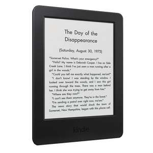 Kindle wifi 4gb £39.99 @ John Lewis (sainsbury price match)