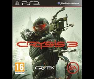 Crysis 3 for PS3 - £4.50 at Tesco (or £2.25 in Clubcard points using Boost!)