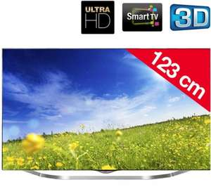 "LG 49UB850V - 49"" 3D LED 4K TV - Smart TV - Ultra HD £769.90 @ Pixmania"