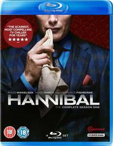 Hannibal Season 1 (Blu-ray) £8.49 delivered @ Movie Mail UK
