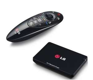 LG Magic Remote and WF500 Dongle Bundle - £24.99 @ RicherSounds