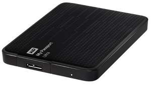 WD My Passport 2TB Portable Hard Drive @ argos - £59.99