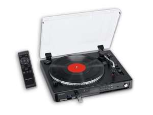 Silvercrest record deck with usb/sd card recording and playback £49.99 @ Lidl NI
