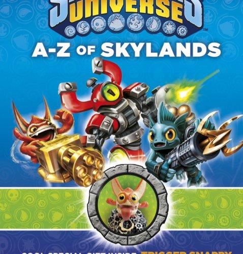 Skylanders: A to Z of Skylands (Skylanders Universe) £1.99  Cleveleys home bargains