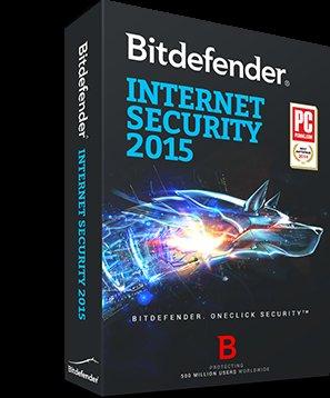Bitdefender Internet Security 2015 6-months key