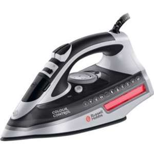 Russell Hobbs 19840 Colour Control Steam Iron Now £19.99 - Was £59.99 at Argos.