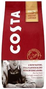 Costa Coffee 2kg for £19 delivered @Amazon