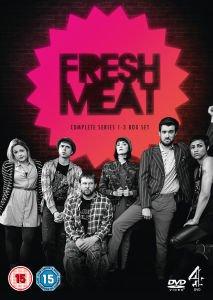 Fresh Meat - Series 1-3 DVD £9.99 @ Zavvi