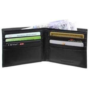 Pierre Cardin Men's Black Leather Wallet and Gift Box, Half Price, £6.49 R&C @ Argos