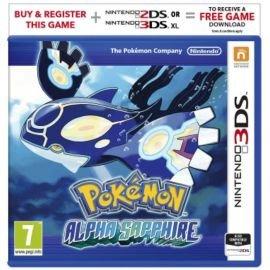 Pokemon Omega Ruby & Alpha Sapphire - £27 @Tesco Direct - Using code TDX-FXRT