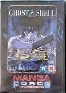 Ghost in the Shell on DVD £1.99 @ Ebay/LPC_Shades