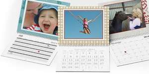 3 wall calendars for 1, plus 50% off with code CYBER £13.99 @ Vistaprint