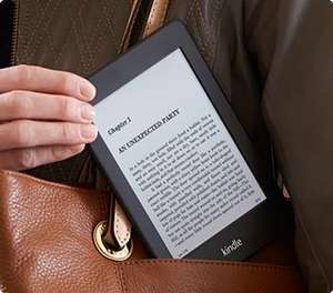 Kindle Paperwhite, Wi-Fi, £69 at Tesco Direct