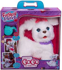 fur real friends get up and go go my walking pet set £34.99 @ Amazon