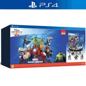 Disney Infinity 2.0 Collectors Edition PS4 £61.15 @ Game