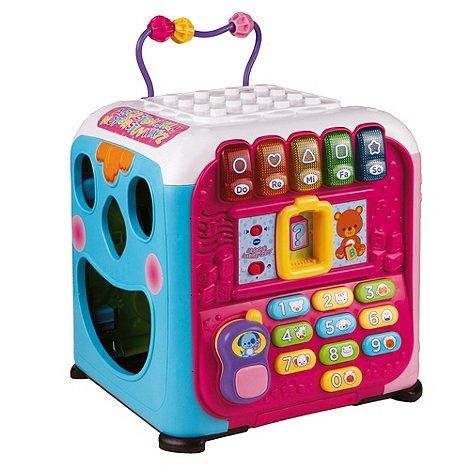 Vtech baby discovery cube pink half price £25 @ debenhams