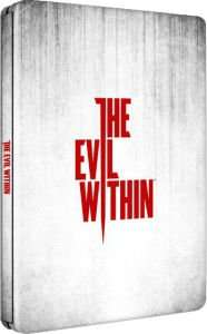 The Evil Within Limited Steelbook Edition (Includes Extra DLC) (Xbox One/PS4) £29.99 Delivered @ Zavvi (£26.99 With Code)