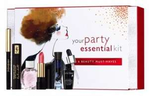 Party Essential Kit with Designer Brands £9.99 + £2.99 P/P From Xs Items eBay