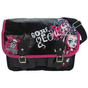 Spend £40 on Monster High @ ToysRUs and get Satchel Gift Set worth £14.99 Free