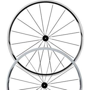 Shimano RS21 Clincher Wheelset - Silver £89.99 delivered @ Probikekit.co.uk
