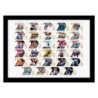 Official Team GB Gold Medal Winners 2012 - Framed Stamp Set - £25.99 (Was £39 + P&P) (Its back for Cyber Monday) @ PostOfficeShop