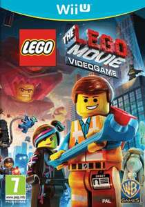 Lego Movie Videogame (Wii U) for £8.52 @ Game.co.uk for 1 hour only