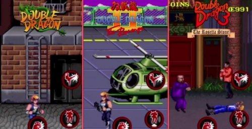Double Dragon Trilogy 80p @ Google Play