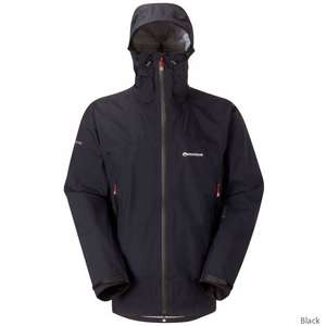 Montane Direct Ascent eVent Jacket Men's and Women's Half Price £120 @ Blacks