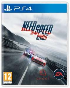 Need for Speed Rivalsps4 @ gamestop £17.97 + P&P = £19.97