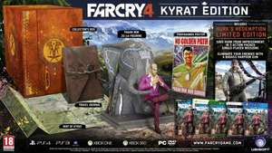 Far Cry 4 Kyrat Edition - Xbox One and PS4 £44.99 @ Amazon
