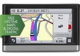 "Garmin Nuvi 2508 5"" Sat Nav with Lifetime Maps & Traffic UK & ROI £99 @ Halfords"