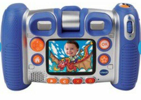 kidizoom plus camera plus kidipet £34.99 @ Toysrus with voucher