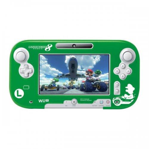 Luigi Gamepad Protector for Wii U 50% OFF @ Nintendo Store £7.79 + 6% Quidco (Mario Protector 40% off £8.99 + keyring with MARIOKC5)