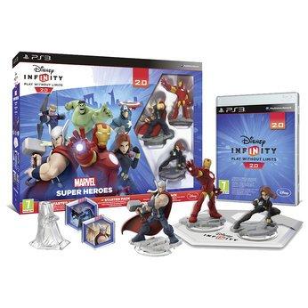PS3 Disney Infinity 2.0 Marvel Starter Pack delivered £37.99 @ Toys R Us
