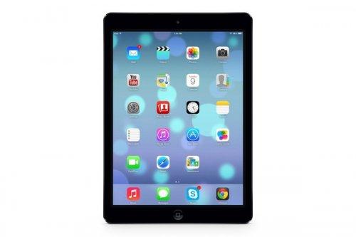 "Apple iPad Air, Apple A7, iOS 7, 9.7"", Wi-Fi, 16GB, Space Grey £289 @John Lewis"