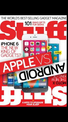 Free Stuff Magazine on iPad/iPhone - December '14 - Potential Glitch