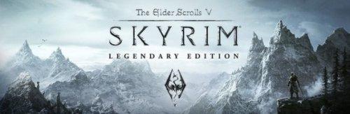 The Elder Scrolls V: Skyrim - Legendary Edition £6.79 @ Steam
