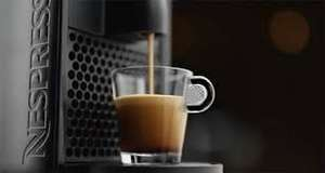 American Express - Nespresso - £20 back on a £100 Spend