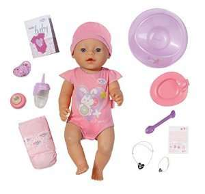 Baby Born Interactive Doll - £29.99 @ Amazon