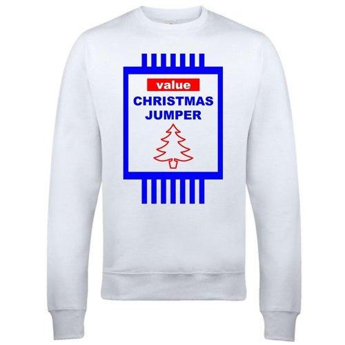 Value Christmas Jumper £16.99 Delivered @ Bullshirt Via Play.com