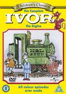 Ivor the Engine: All Colour Episodes DVD £2.60 @ Amazon (Free delivery when spending over £10/Prime)