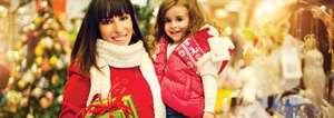 Lightwater Valley Festive Family Fun  5th, 6th & 7th December 10am – 3.30pm £2.50 per person