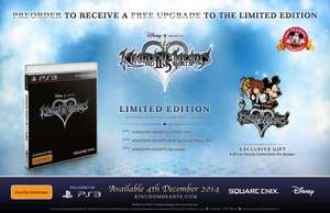 Kingdom Hearts HD 2.5 Remix: Limited Edition + Exclusive Disney pin, PS3 only! £24.98 @ Zavvi