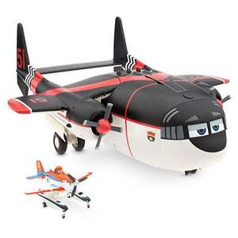 Planes Cabbie Die Cast Carrier @ disney store - £28.95 Delivered