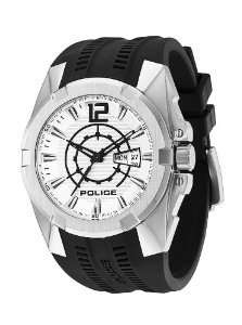 Police Radical Men's Quartz Watch with Silver Dial £37.69 @ Amazon Lightning Deal